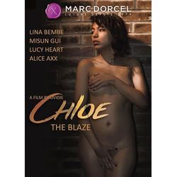Płomienny Romans Marc Dorcel Chloe The Blaze DVD 832438