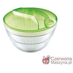 Wirówka do sałaty Moha Vetro O 24 cm, zielona