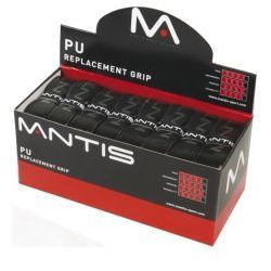 Mantis PU Replacement Grip Czarne 24 szt.