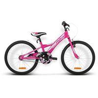 Rower Dzięcięcy Kross Grand Trixy różowy połysk