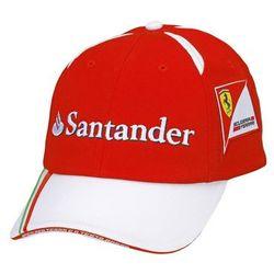 Czapka baseballowa czerwona Replica Scuderia Ferrari F1 Team 2016