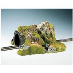 Gotowy tunel prosty jednotorowy w skali H0