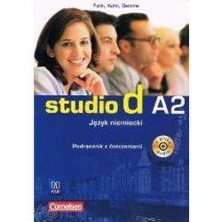 Studio d A2 SB+WB +CD BC.edu - Hermann Funk (opr. broszurowa)