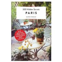 500 Hidden Secrets Paris