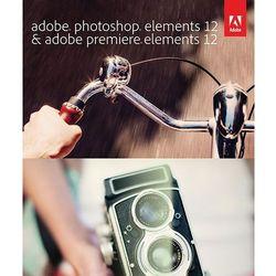 Adobe Photoshop Elements 12 & Adobe Premiere Elements 12 ENG Win/Mac - dla instytucji EDU