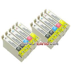 tusze T1286 do Epson (10 szt., CRYSTAL) do Epson S22 SX125 SX130 SX230 SX235W SX425W SX435W SX445W