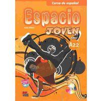 Espacio joven A2. 2 podręcznik CD audio