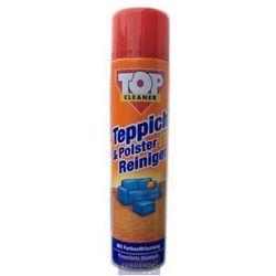 Pianka do czyszczenia tapicerek i dywanów Top Cleaner