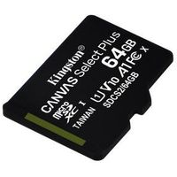 KINGSTON MicroSDXC 64GB 100MB/s SDCS2/64GB