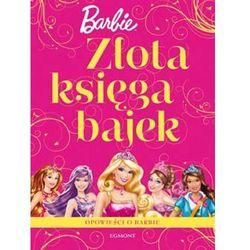 Barbie. Złota księga bajek (opr. miękka)