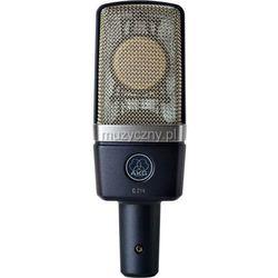 AKG C-214 mikrofon pojemnościowy Płacąc przelewem przesyłka gratis!