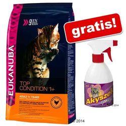 2/3/4 kg Eukanuba + Benek Akyszek Spray Odstraszacz Kotów gratis! - Top Condition 7+ Mature / Senior, 2 kg