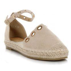 6de010cee6028 keddo buty szare w kategorii Espadryle damskie - porównaj zanim kupisz