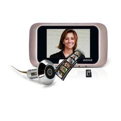 Kamera do drzwi , WIZJER, JUDASZ, monitor LCD 2,8