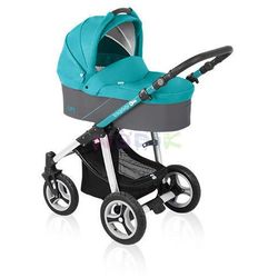 Wózek wielofunkcyjny Lupo Baby Design (miętowy)