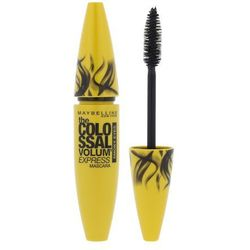 Maybelline colossal volum express smoky Black