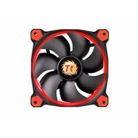 THERMALTAKE Riing 12 LED Red 3 Pack (3x120mm, LNC, 1500 RPM) Retail/Box CL-F055-PL12RE-A