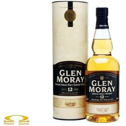 Whisky Glen Moray 12YO 0,7l